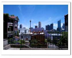 Hoteles en Potts Point