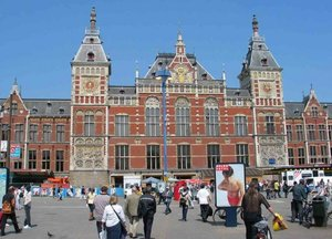 Amsterdam Central Rooms