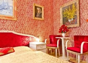 Bed and Breakfast Villa Madona Prague