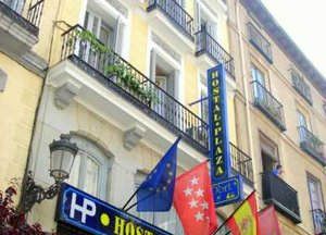 Hostal Plaza D'ort