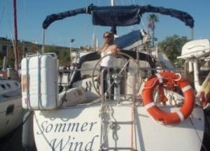Summer Wind Boat