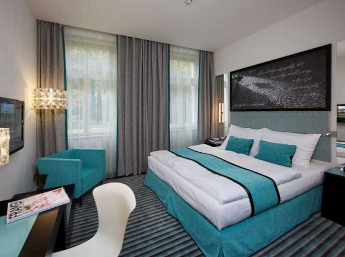 Red Blue Design Hotel Prague Hotels Prag