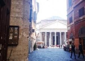 B&B Al Pantheon con Thomas Mann