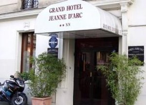 Grand Hotel Jeanne D'Arc