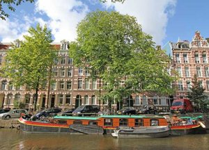 Amsterdam Classic House Boat