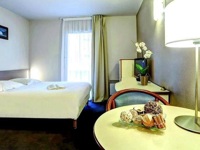 Appart 39 city rennes ouest aparthotel h tels rennes for Aparthotel rennes