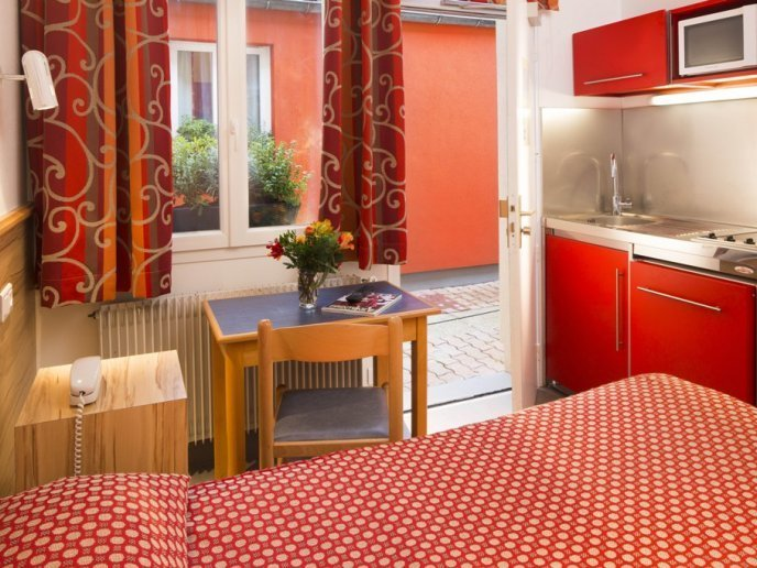 Residence Family Hotel In Paris Hotels