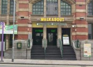 Walkabout Hotel Manchester