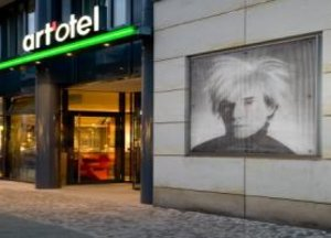 Hotel art'otel Berlin City Center West by Park Plaza
