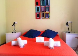 Hostal Barcelona City Ramblas