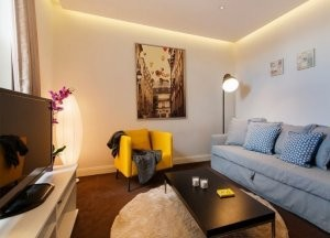FG Properties - The Fulham Road Residence