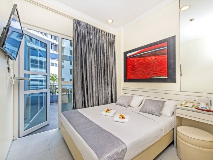 Hotel 81 elegance in singapore hotels for Hotels 81 in singapore