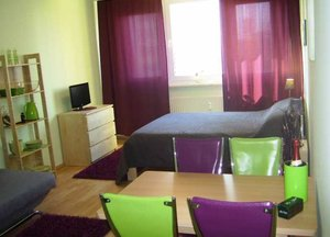 Apartment Violet am Alexanderplatz