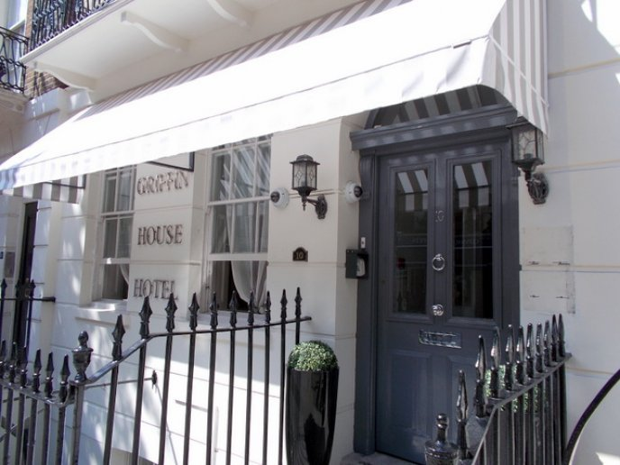 Griffin House Hotel London Reviews