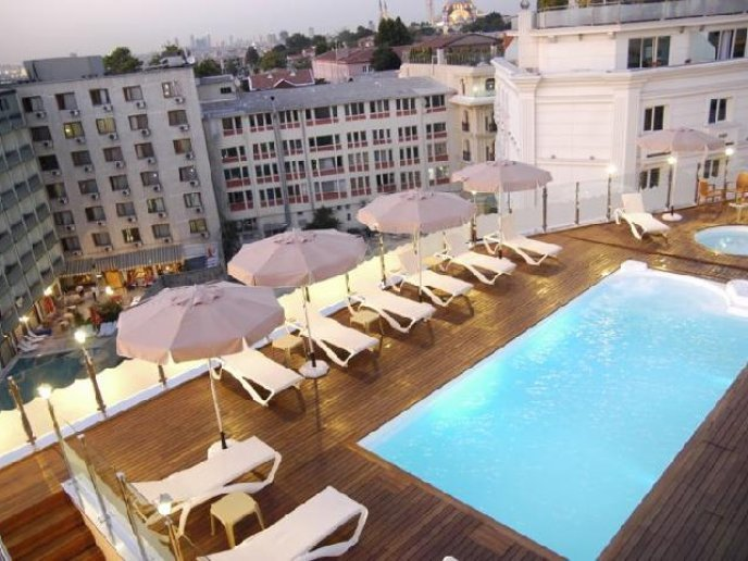 Grand medya hotel in istanbul hotels for Laleli hotels