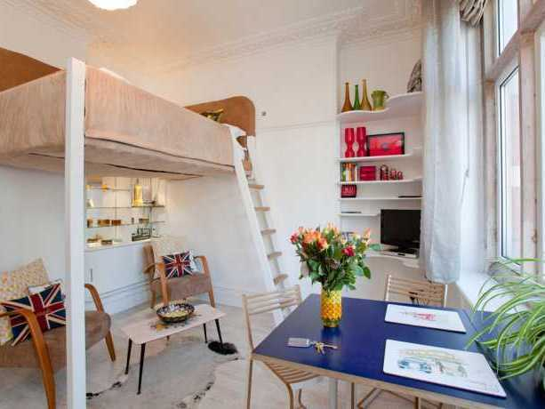 Superb Covent Garden Studio Apartment