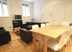Stukeley Street Apartment