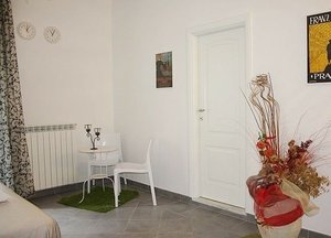 Salotto Piramide b&b
