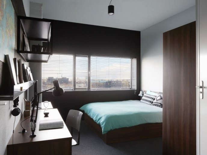 The Student Hotel Amsterdam City In